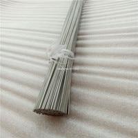 Dia 2.4mm long 1000mm bâtons AWS A5.16 TIG soudage Titanium fil, Tig Titanium Fil De Soudage 1 kg prix de gros, free gratuite