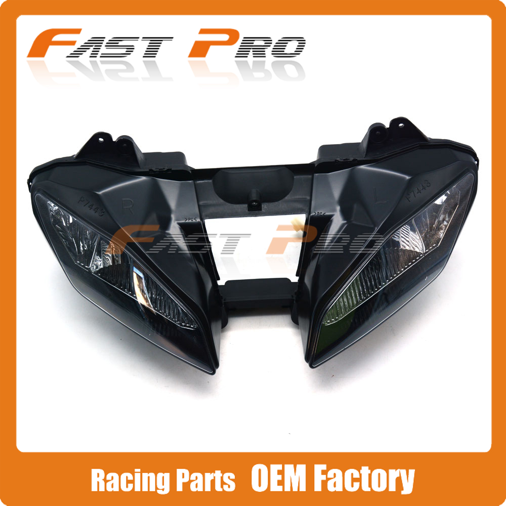 Motorcycle Headlights Headlamp Head Light Lamp Assembly For YZF-R6 YZF R6 2008 2009 2010 2011 2012