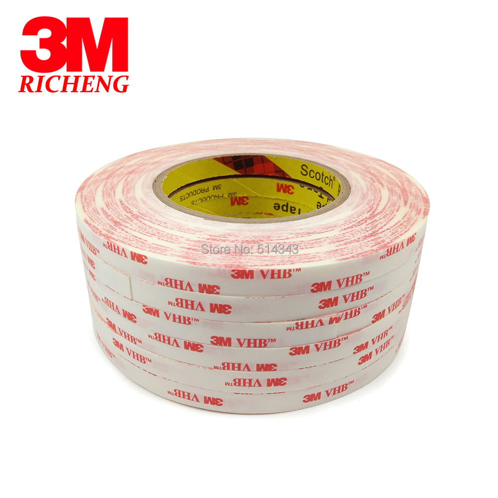 25MMX33M Thin 3M VHB Tape 4914 For Lcd/Display And Bezel Bonding,0.25MM Thick25MMX33M Thin 3M VHB Tape 4914 For Lcd/Display And Bezel Bonding,0.25MM Thick