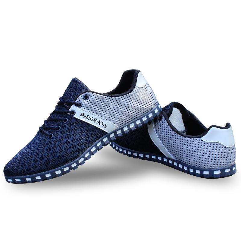 Malla De Ocasionales 2 3 Lona 4 Zapatos Nuevos Del Verano 2016 Hombre 1 Para Moda 5 Hombres Los Marca Plana anWEOTtU