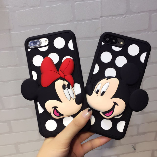 coque iphone 8 silicone 3d