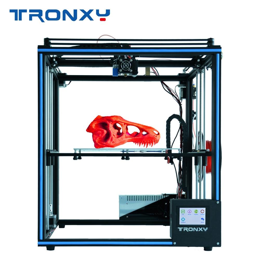 TRONXY X5S versione aggiornata costruire autolevel stampante Ad Alta precisione 3D X5SA macchina 3D modello