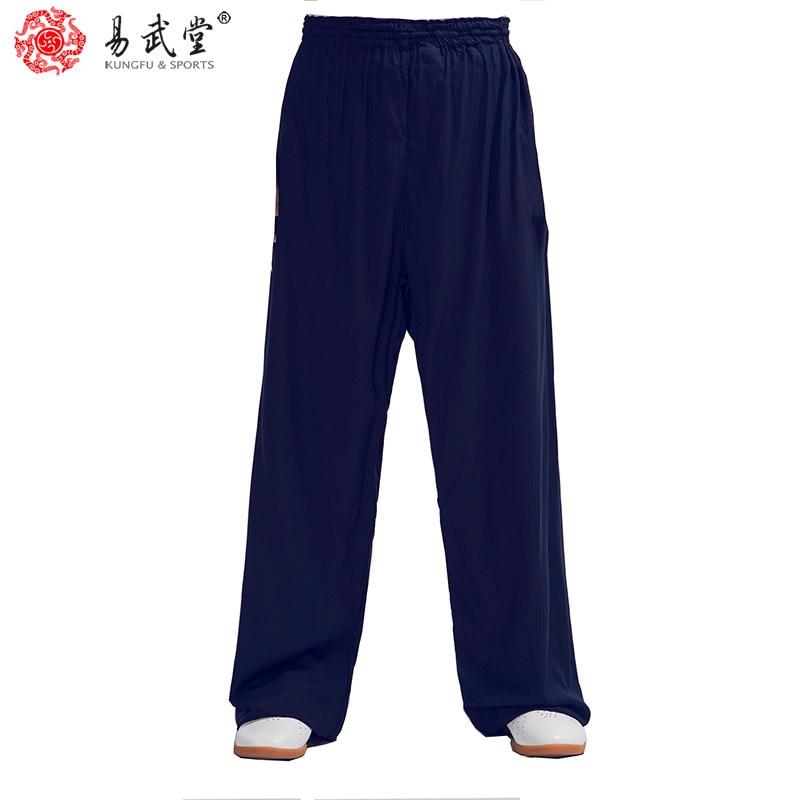 Pantallona kineze të arteve marciale Tai chi pantallona Kung fu - Veshje sportive dhe aksesorë sportive - Foto 6