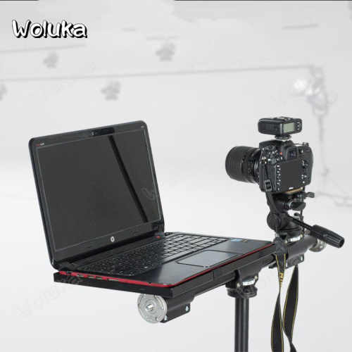 Cross arm tray Photographic equipment accessories Universal Metal Tray Platform Holder 3/8 For Projector Laptops CD50 T08 X