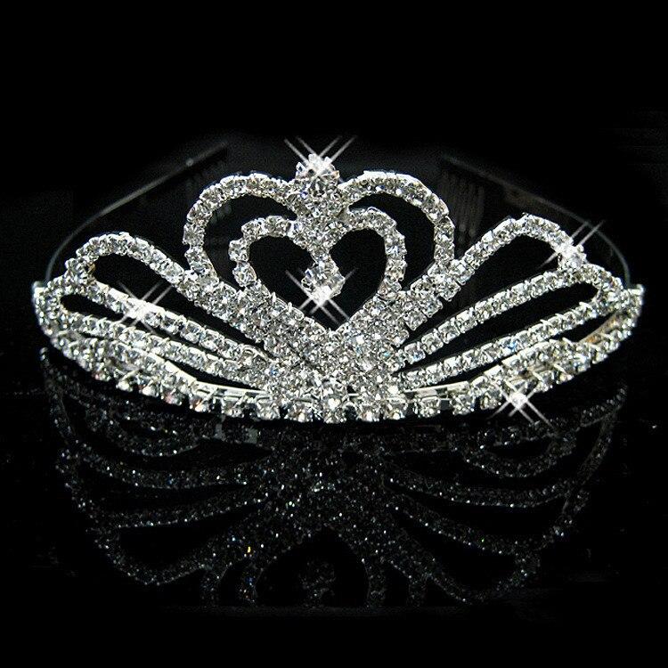 HTB1l3mVIVXXXXcRXpXXq6xXFXXXq Brilliant Bridal/Prom/Cosplay Rhinestone Crystal Crown - 18 Styles