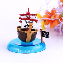 One Piece Pirate Ship Model (6 Models)