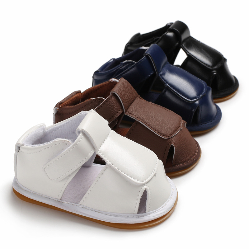 Children's Shoes Fashion Walkers Summer Freshmen Casual Feet  Baby Shoes Casual Solid Color Baby Shoes