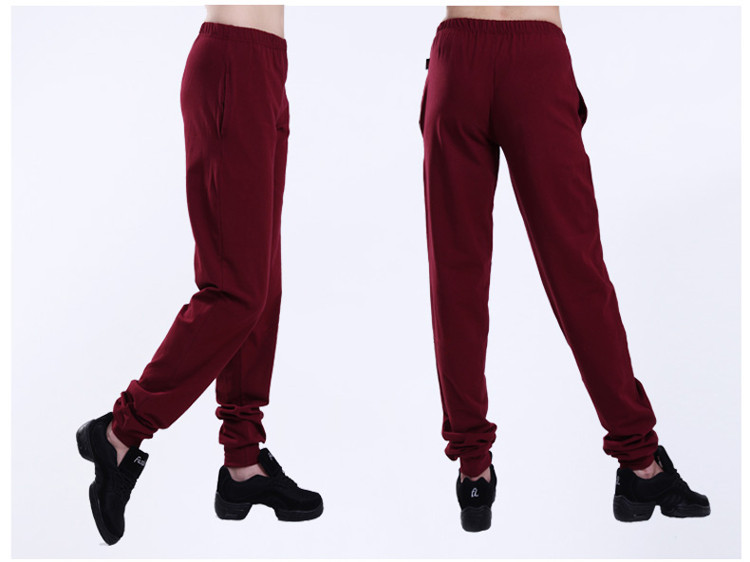 3e8fb0cdd4c24 M 4XL Plus Size Women Harem Yoga Pant Modal Dancing Trouser Autumn Loose  Overall Wide Women Sport Pants Women-in Yoga Pants from Sports    Entertainment on ...