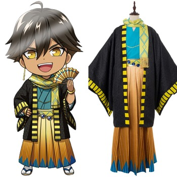 FGO Fate/Grand Order Cosplay Ozymandias Ramesses Costumes Kimono Halloween Carnival Party Cosplay Costumes