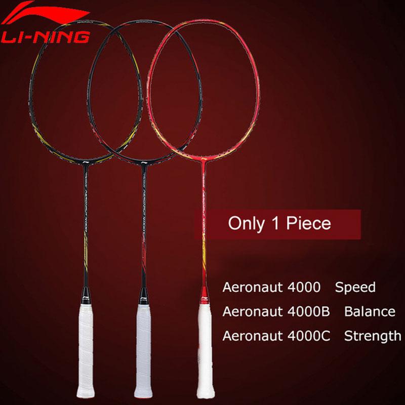 Li-Ning AERONAUT 4000/4000C/4000B Badminton…