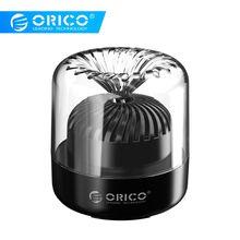 ORICO Bluetooth V4.2 прозрачный мини-беспроводной bluetooth-динамик супер бас переносной стереомикрофон с 3,5 мм Aux Tf слот для карт