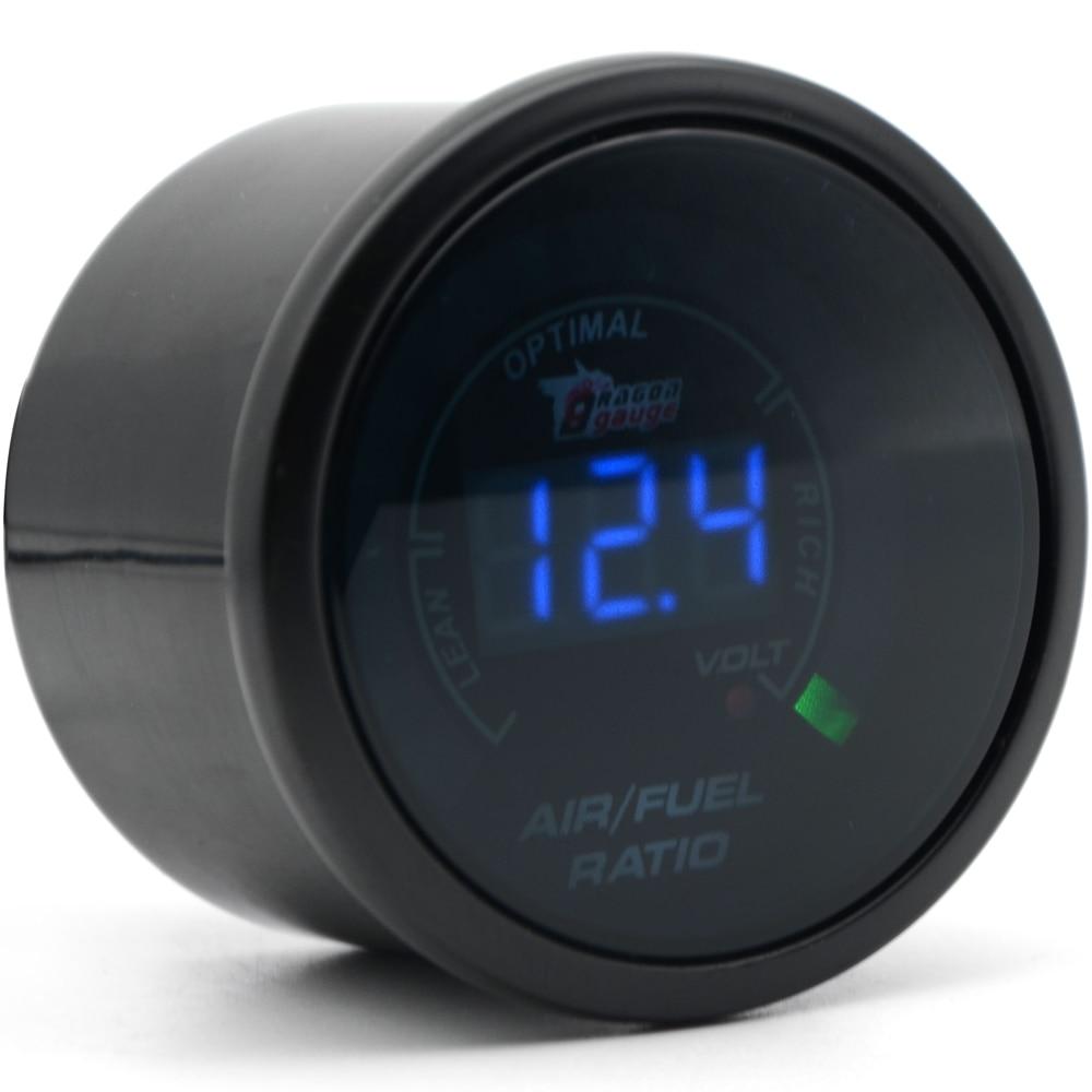 dragon gauge 2 52mm boost water temp oil temp oil pressure tachometer volt air fuel ratio egt vacuum gauge meter digital in boost gauges from automobiles  [ 1000 x 1000 Pixel ]