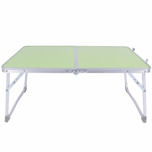 Image 5 - Portable Computer Picnic Desk Camping Folding Table Laptop Desk Stand PC Notebook Bed Tray Laptop Table Bureau Meuble