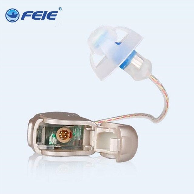 RIC Tinnitus Hearing Aid Aparats MY-20 8 Channel Earphones Deaf Ear Listening Device China New Innovative Product
