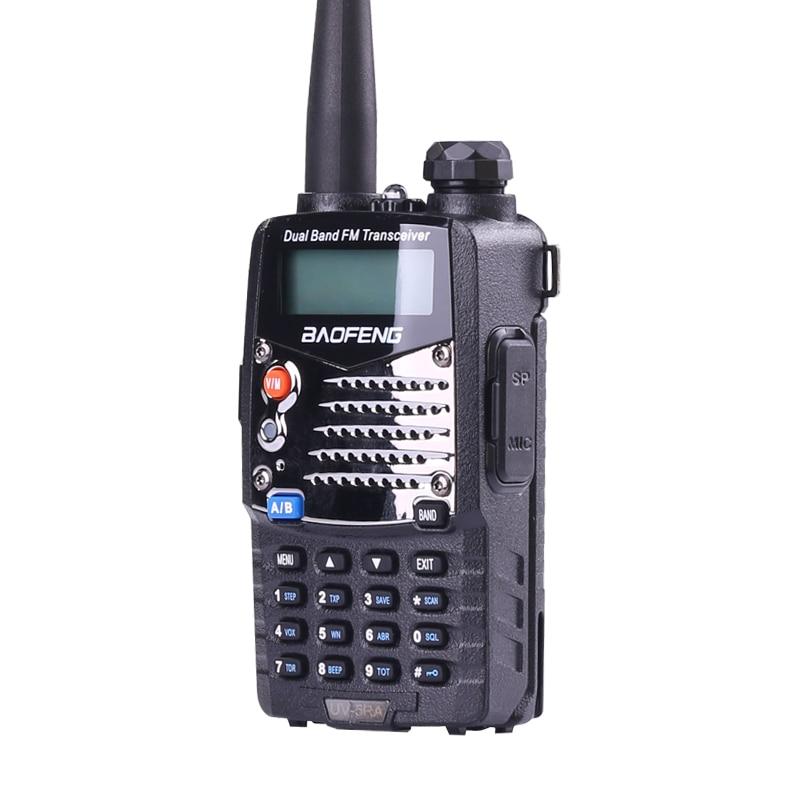 Baofeng BF-UV 5RA ραδιο φορητό ραδιόφωνο ισχυρό 5W 128 επαγγελματικών υπαίθρια ραδιόφωνο baofeng uv-5RA πομποδέκτη FM