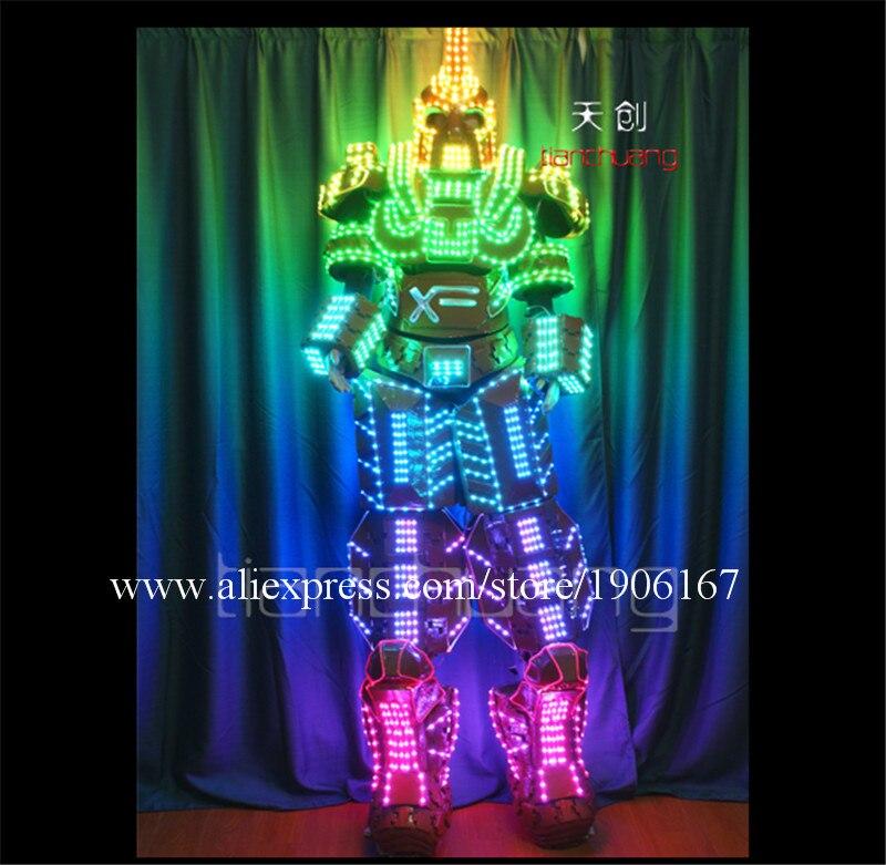 Stilt man LED Robot1