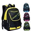 Детская мода школьные сумки для мальчиков и девочек дети водонепроницаемый полиэстер Досуг randoseru школьная сумка-рюкзак