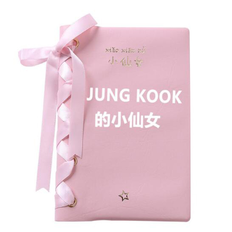 New Kpop BTS Bangtan Boys Jimin's little fairy pink Girl's