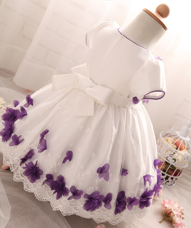 Flower Dress for Baby Girl (7)