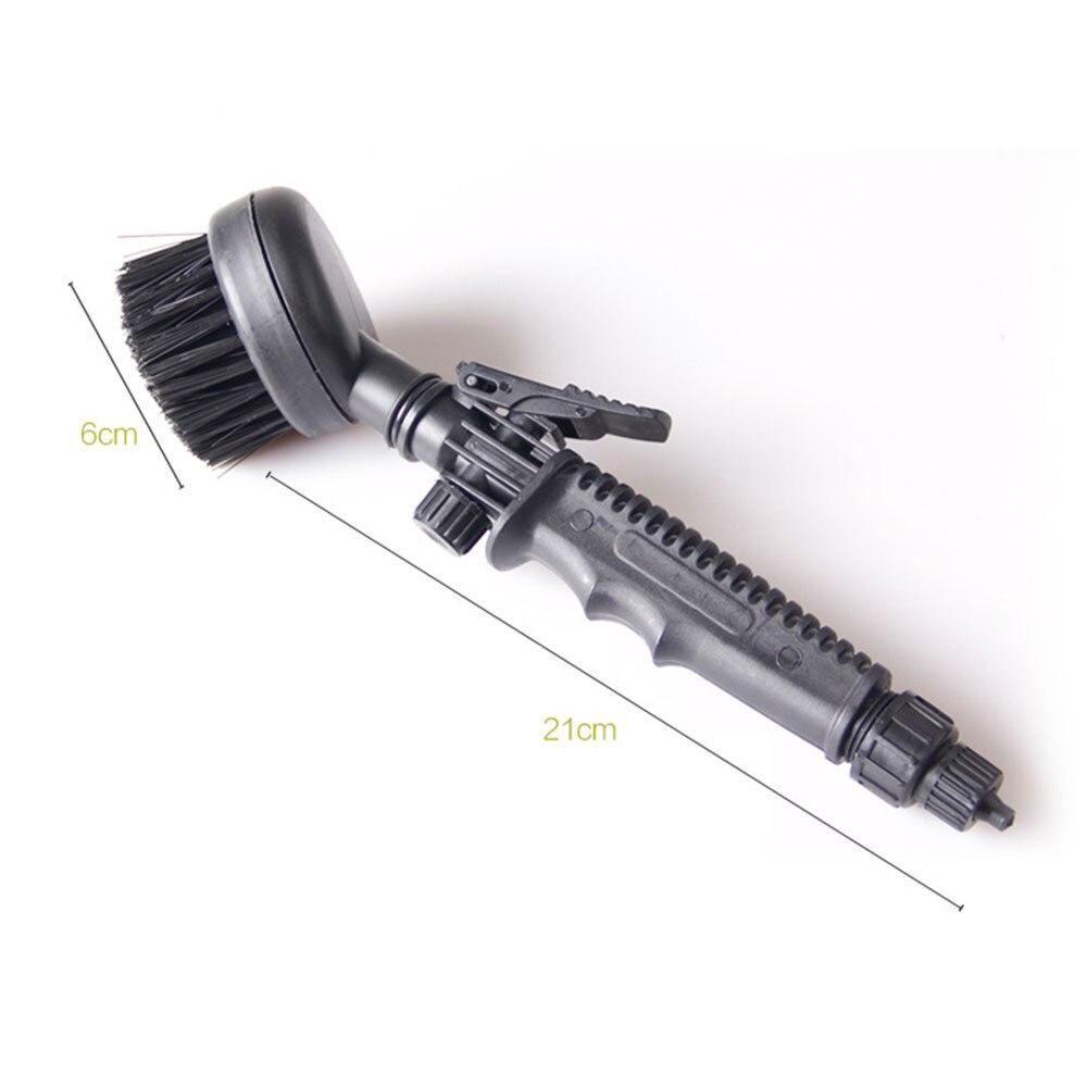 Vehemo DN10 автомобильные щетки для воды Чистка щеткой инструмент Прочный Открытый спрей для воды Автомойка Щетка ступица колеса автомобиля