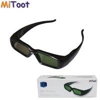 5pcs Shutter 3D Glasses DLP Glasses For BenQ W1070 W750 W1080ST Compatible 96 144HZ DLP LINK