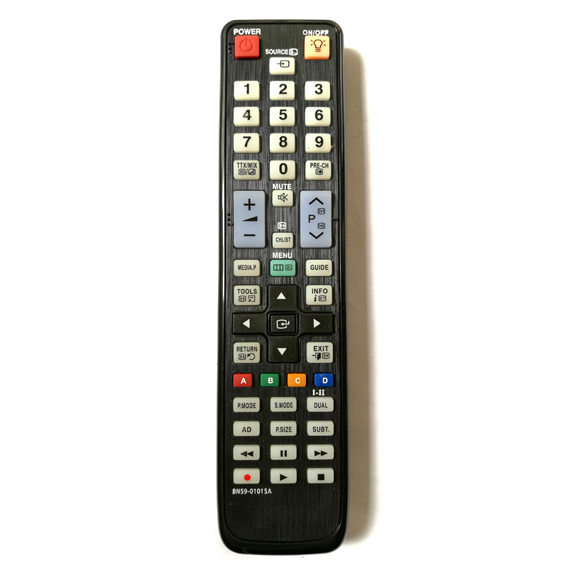 New Universal Remote Control BN59-01015A BN5901015A For Samsung LCD TV DVD <font><b>BLU-RAY</b></font> Player BN5901040A Free Shipping <font><b>Best</b></font> Price