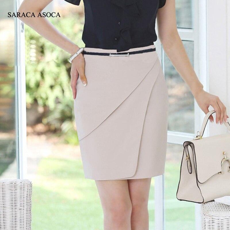 1933.63руб. |Женская юбочка, обтягивающая, с высокой талией, 3 цвета, большие размеры XXXL|work skirts|fashion skirt|plus skirt - AliExpress