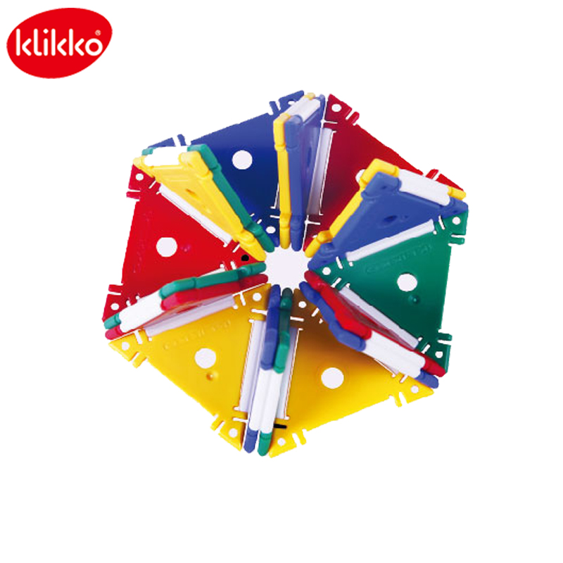Klikko Intelligence stitching Blocks Divergent thinking Juguetes para - Juguetes de construcción - foto 4
