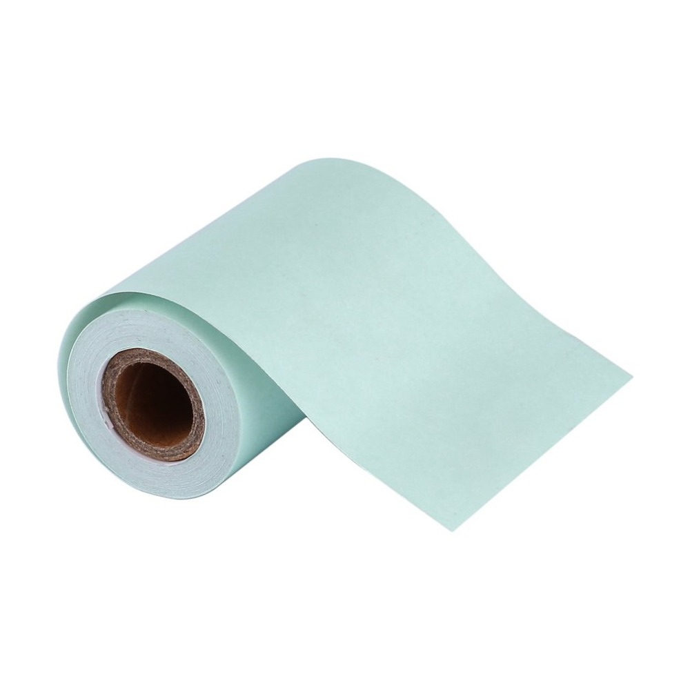 Meo Machine Paperang Color Thermal Printing Paper Mini Phone Portable Bluetooth Photo Paper Lace Thermal Paper Print Paper