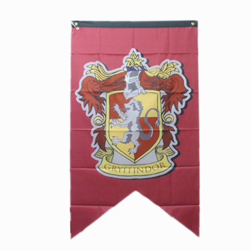 Harry Potter Partei Liefert College Flagge Banner Jungen Mädchen ...