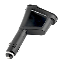 Car Kit MP3 Mucsic USB Bluetooth Player Car Styling Mp3 Player FM Transmitter Modulator Radio With