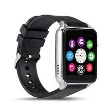 Heart Rate Monitor Bluetooth водонепроницаемый Smart watch GT88 Smartwatch Поддержка Sim-карты Для IOS Android пк apple watch