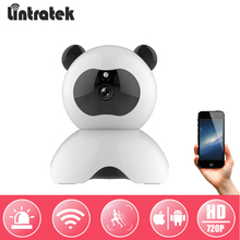 hot deal buy new design wifi ip camera mini wi-fi surveillance 720p camera home wireless security ptz camera panda design ipcam