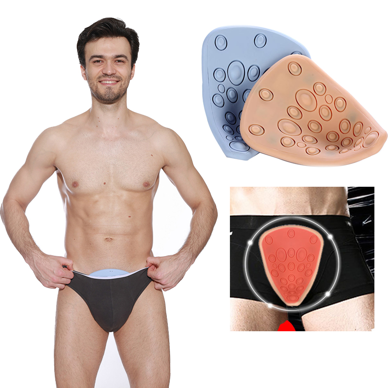 Electric Men s Body Massager physical Therapy Enlargement Male Underpants Massage Physiotherapy Instrument Male Health Care