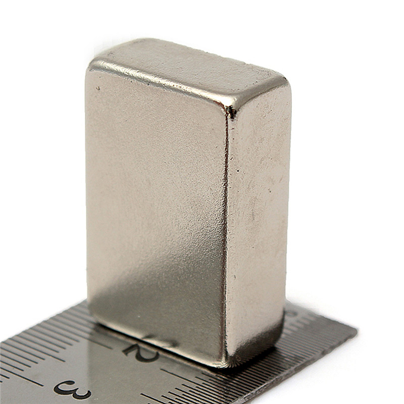 New 2pcs 30mm x 20mm x 10mm Strong Block Cuboid Rare Earth Neodymium Magnets N50 Permanent Square Magnet Very Powerful earth 2 society vol 4 life after death