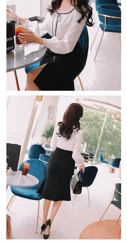 Skirt Zipper JEP D18DSK010 13