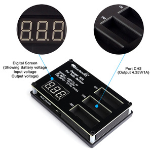 Image 3 - Tello Batterij Quick Opladen Hub 3in1 Multi Intelligente Vlucht Batterij Charger Hub Voor DJI Tello Drone Batterijen