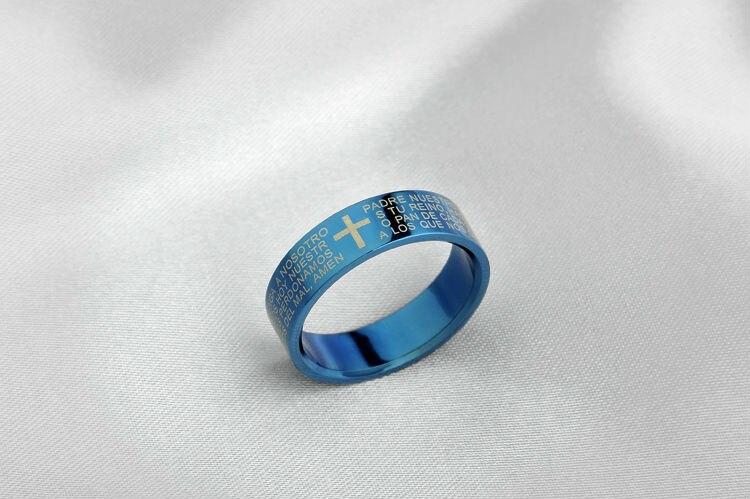HTB1l3x3NVXXXXXpaXXXq6xXFXXX8 - Unisex Casual Style Ring With Latin Text