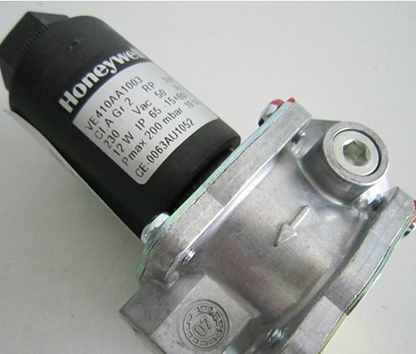 Honeywell Ignition Solenoid Valves VE410AA1003T 3/8'' For gas burner New & Original фильтр honeywell ff06 3 4aaм 1074h
