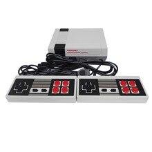 Mini TV de Mano Consola de Juegos de Video Consola de Juegos de Nes Juegos con 600 Diferentes Juegos Incorporados PAL NTSC