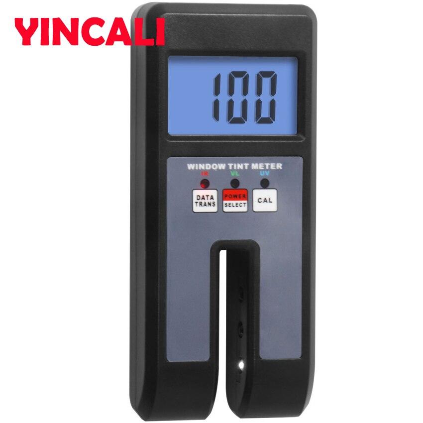 Janela Digital Tint Medidor de Transporte rápido WTM-1300 mede a transmitância da luz ultravioleta, luz visível, a luz infravermelha