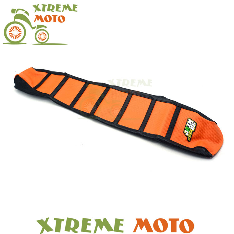 Gripper Soft Seat Cover For KTM XC EXC SX SXF 85 105 125 144 150 200 250 300 450 500 530 Motorcycle Motocross Dirt Bike original 200w joyetech evic primo mod e cigs fit unimax 25 atomizer from joyetech evic primo vape kit evic primo tc box mod 200w