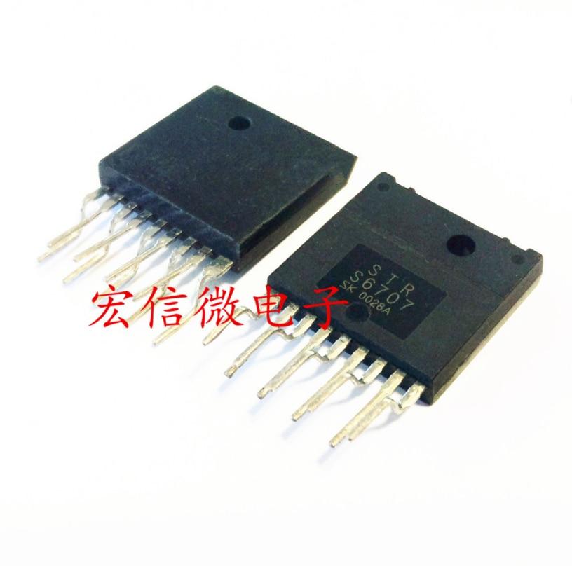1PCS STRS6707 STR-S6707  ZIP TV Power Thick Film Chip