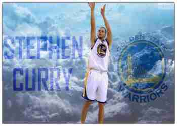 Stephen Curry Basketball Star Art Coated paper Painting Home Room Decor High Quailty printing Wallpaper Modern Decoration 3