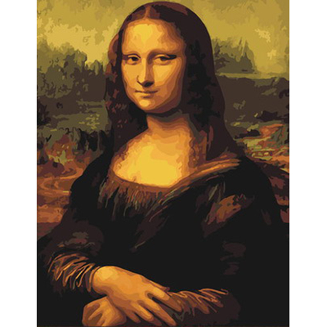 What Medium Was Used To Paint The Mona Lisa