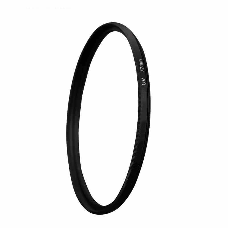 CAENBOO 25 27 <font><b>30</b></font> 37 40.5 43 46 49 52 55 <font><b>58</b></font> 62 67 72 77 82mm UV Ultra Protective Filter Lens Protector for Canon EOS Nikon Sony image