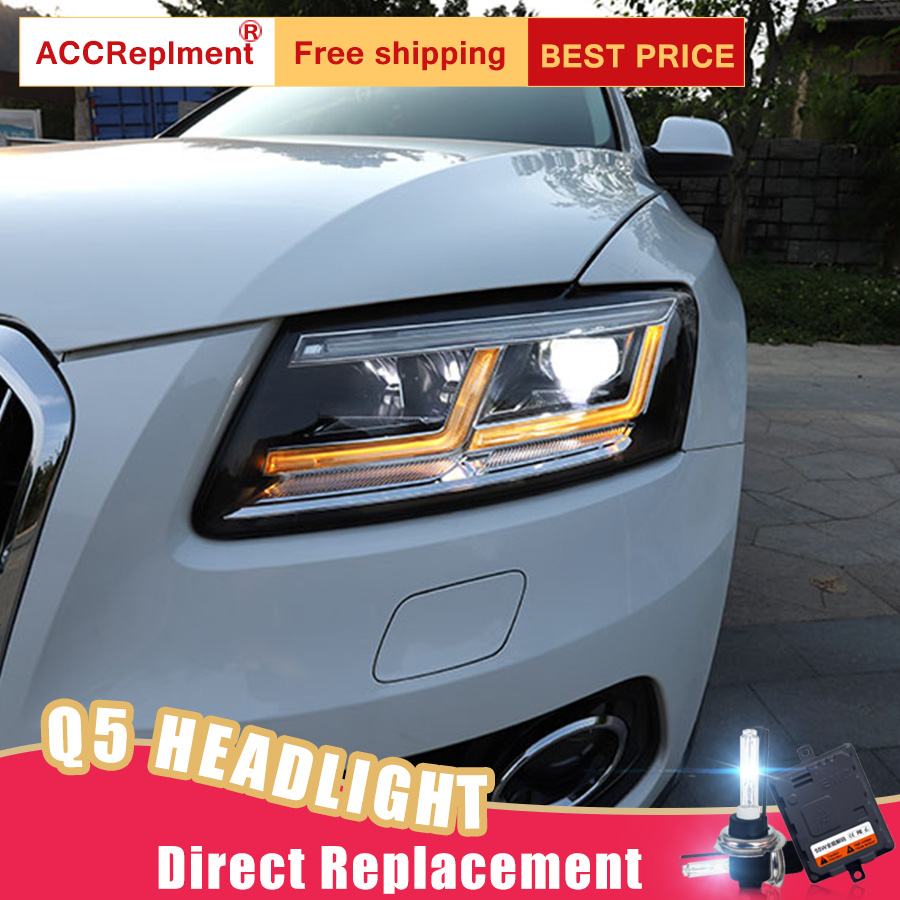 Adapter Cable Loom for Audi Q7 4L Facelift Xenon Headlight LED Running Light