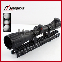 Khuyến mại Pro 3-9x40 Air Riflescope Optics Tactical Hunting Rifle Phạm vi miễn phí lắp 11 hoặc 20mm