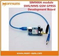 Schnelles Freies Schiff 5 V DTNF computersteuerung usb-kabel SIM900A modul SMS/MMS GSM GPRSS entwicklungsboard