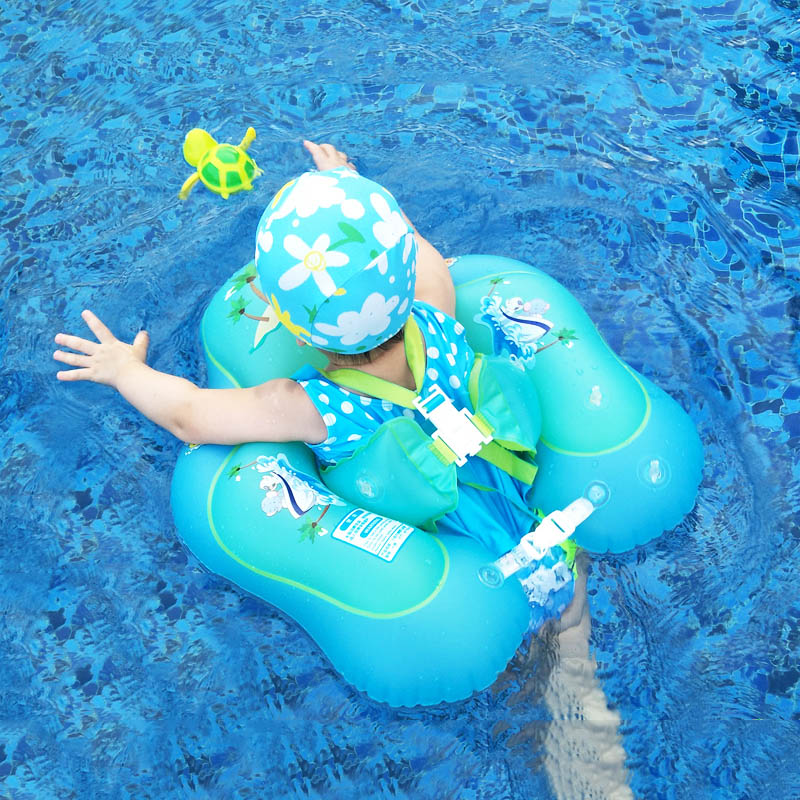 Baby Kids Swimming Float Ring Inflatable Swim Jacket Adult Swimming Circle Inflatable Swim Arm Ring Crab Pool Toys Accessories Orders Are Welcome. Luggage & Bags
